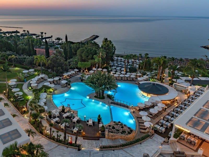 Mediterrerranean Beach Hotel